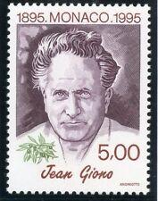 STAMP / TIMBRE DE MONACO N° 1986 ** ECRIVAIN JEAN GIONO