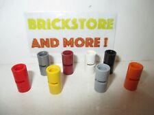 Lego - Technic Pin Connector Round 2L Slot 62462 Choose Color & Quantity