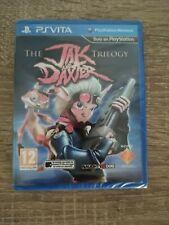 Jak And Daxter Trilogy Sony Psvita Precintado