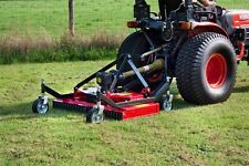 More details for wfm120 - winton finishing mower - 1.2m wide - for compact tractors