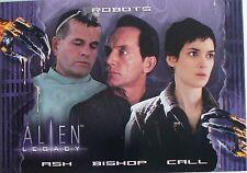 CARTES - CARDS DE COLLECTION SERIE CINEMA FILM ALIEN NUMERO 84