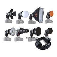 K9 Flash Adapter Kit for Nikon SB-910/SB-900/SB-800/SB700/SB600/SB-N7 Speedlite