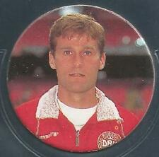 PANINI CAPS 1996-SNICKERS-EURO 96- #28-DENMARK-RISAGER