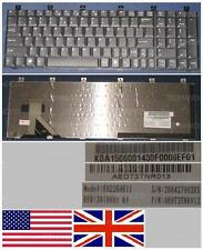 Clavier Qwerty US Int ACER Aspire 1710 K02264611 AEDT3TNR013 KB.A1506.001 Noir