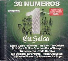 La Organizacion Sin Bandera Sabor Latino 30 Numeros 1 En Salsa 2CD New Sealed