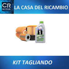 KIT TAGLIANDO 8 LT OLIO MOBIL 5W30+6 FILTRI MERCEDES ML (W164) 320 CDI dal 2005