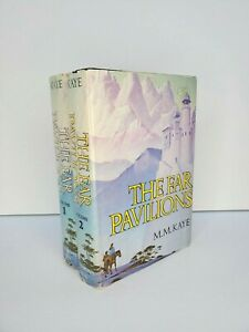 The Far Pavilions by M.M. Kaye Volumes 1 & 2 - 1st Edition