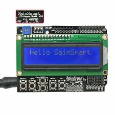 SainSmart 1602 LCD Shield Modul Display v3 für Arduino UNO r3 Mega 2560 Nano Due
