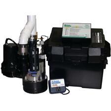Glentronics Bw4000 Bwsp Combo Sump Pump System