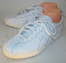 Onitsuka Tiger Wos Shoes US 8.5 White Leather Lace-Up Oxfords Walking Casual 190
