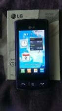 LG  Viewty Snap GM360 - Lila/ Purple (Ohne Simlock) Handy 5,0 MP Kamera