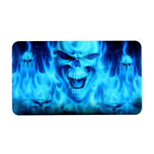 Blue Skull Sticker Skin Protector For Sony PS4 Playstation 4 Controller