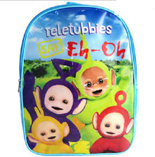 Teletubbies Say Eh-Oh Backpack Bag Drink Bottle Holder Pouch