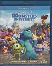 Monsters University (Blu-ray/DVD) VG