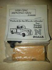 Bruce Richardson N-530238 N 1938 GMC Moving Van