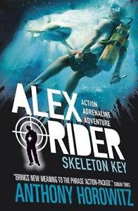 Brand New Alex Rider: Skeleton Key by Anthony Horowitz