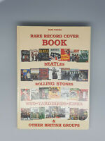 Rolling Stones Hans Pokora Rare Record Cover Book in good used condition