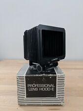 Zenza Bronica Professional Lens Hood-e for ETR ETRS ETRSi