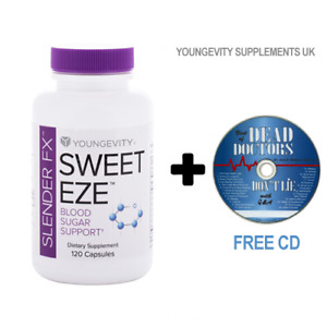Youngevity Slender FX Sweet Eze chromium vanadium regulate blood sugar levels