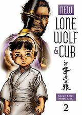 New Lone Wolf and Cub Vol. 2 by Kazuo Koike (2014, Paperback)
