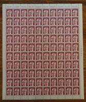 100 x Berlin 368 postfrisch kompletter Bogen Heinemann 90 Pf.Formnummer 2 LUXUS