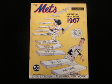 1967 New York Mets Yearbook - Revised Edition