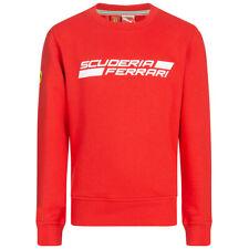 Scuderia Ferrari PUMA SF Graphic Kinder Sweatshirt Sport Pullover 761577 neu