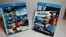Oblivion/Battleship/Immortals/Gladiator/47 Ronin-10 Movies(Blu-ray) NEW-Free S&H