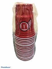 Utah Utes 18 Count 18 oz Disposable Plastic Gameday Cups NCAA Licensed