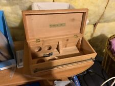 Whiskey Musical Box Old Wooden My Little Brown Jug