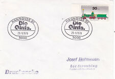 West Berlin 1978 Hannover Infa Fair Cover Vgc