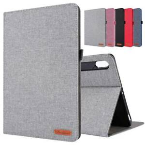 Folio Leather Smart Stand Book Case Cover For Samsung Galaxy Tab S7 11 T870 T875