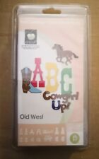 Old West Cricut Cartridge - Brand New - Sealed