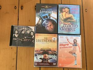 🔥Bulk Lot of DVDs Mixed Genre Region 4 And 1 CD