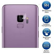 2X Tempered Glass Screen Protector Guard For Back Camera Of Samsung Galaxy S9
