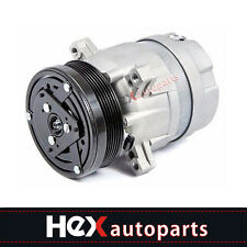 AC A/C Compressor For 1998 - 2003 Chevrolet S10 / GMC Sonoma L4 2.2L ONLY