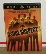 The Usual Suspects Dvd Special Edition With Slipcover