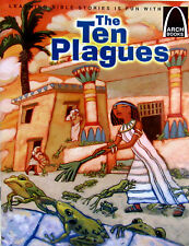 ARCH BOOKS The Ten Plagues (pb) Concordia Publishing -Old Testament Bible Story