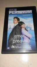 DVD AMOR CON PREAVISO (TWO WEEKS NOTICE)