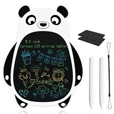 Cartoon Animals 8.5 Inch Lcd Writing Tablets Colorful Drawing Board