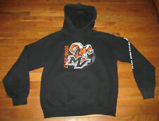 Mtvhs High School Mt. Vernon Illinois Il Rams 2016-2017 Hoodie Size Medium M