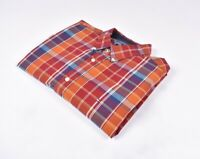 Tommy Hilfiger New York Fit Multicolor Hombre Camisa Talla 2XL