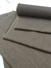 "UPHOLSTERY FABRIC  ""Sable Brown"" Jacquard 1.6 metres"