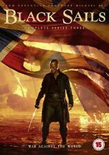 Black Sails Season 3 [DVD][Region 2]