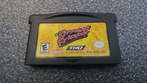 RIPPING FRIENDS THE WORLDS MOST MANLY MEN GAMEBOY ADVANCE SP