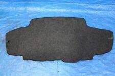01-05 LEXUS IS300 REAR CARGO TRUNK FLOOR MAT CARPET SPARE TIRE COVER TRIM PANEL