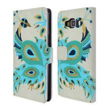 Custodie portafoglio Per Samsung Galaxy A3 oro per cellulari e palmari