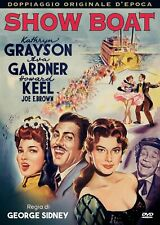 Dvd Show Boat - (1951)  ** A&R Productions ** .......NUOVO