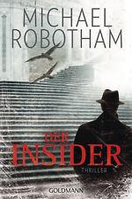 Der Insider, Michael Robotham