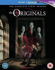 The Originals Complete Series 1 Blu Ray All Episode First Season Original UK NEW